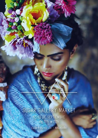 Sugar Gallery Market: Joyería, decoración, moda y diseño los días 12 y 13 de Septiembre