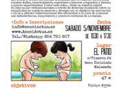 TALLER DE SEXUALIDAD PARA EDUCADORES